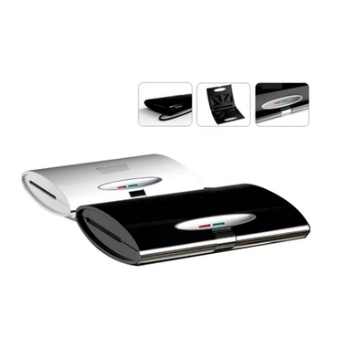 Sandwich Maker Black POSM-200B | Sandwich Maker | wedoall.co.za
