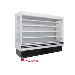 FRIDGE HIGH BACK Wall Chiller 2.5M  WC250WW | wedoall-co-za.myshopify.com