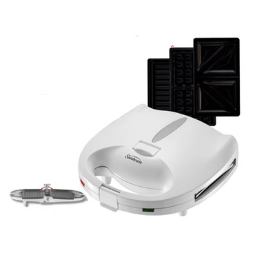 3 In 1 Sandwich Maker SSM-301 | 3 In 1 Sandwich | wedoall.co.za