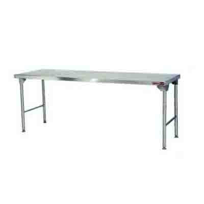 Plain Top Table 2300mm 1.0 mm 430 S/S Titan 1.0mm Stainless Steel Legs  SDTA2010O7 | Plain Top Table | wedoall.co.za