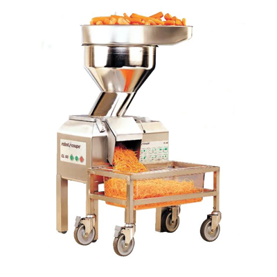 VEG PREP MACHINE - CL60 WITH AUTOMATIC FEED HEAD (3000 SERVINGS) VPR2060