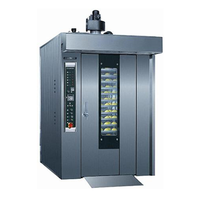 Rotary Oven C/W Trolley- 32 tray NFX-32D (special order)
