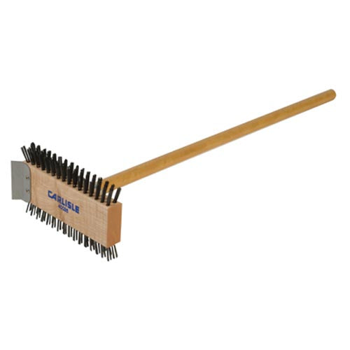 GRILL BRUSH - CARBON STEEL  BRG0001 | GRILL BRUSH | wedoall.co.za