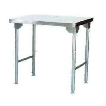 Plain Top Table 900mm 0.7 mm 430 S/S Mild Steel Legs  ECONO 9000 SDTA9007O7 | Plain Top Table | wedoall.co.za
