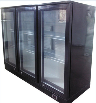 Fridge Beer 3 Sliding Doors SC300H | wedoall-co-za.myshopify.com
