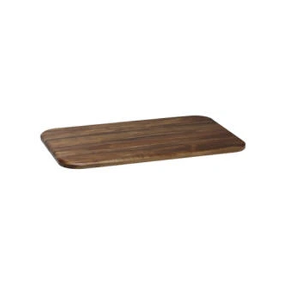 DOMINO WOODEN TRAY GN1/1 RECTANGULAR 527 x 321 x 28mm DWT0550 | wedoall-co-za.myshopify.com
