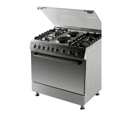 Goldair Combi Hob Electric Oven GGEHEO-9060 | Gas Stove With Oven | wedoall.co.za