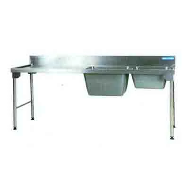 Sink Combination 2300mm Ezy Wash Stainless Steel Legs - Right EZWH1030O7 | Sink Combination | wedoall.co.za