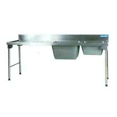 Combination Sink 2300mm S/Steel Legs Right EZWH1030O7 | Sink Combination S/Steel Legs | wedoall.co.za