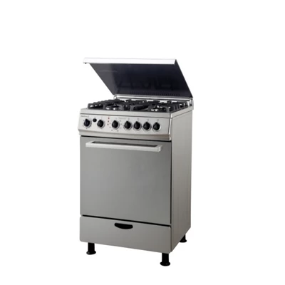 Sunbeam 4 Plate Gas Cooker / Electric Oven SGHE-600S