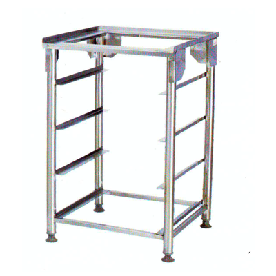 4 Tier S/Steel Dishwasher Rack Stand  GNST1106O7 | dishwasher stand | wedoall.co.za
