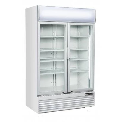 Beverage Cooler 2 Door Sliding RECON LIQ1140RECON