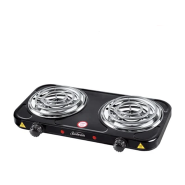 Sunbeam Double Spiral Hotplate SDS-200BB | Hotplate | wedoall.co.za