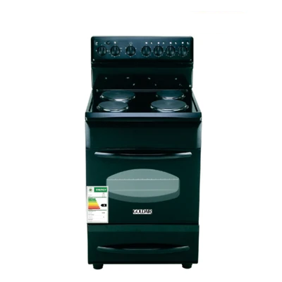 Goldair 4 Plate Stove With Back Controls GFBC-600
