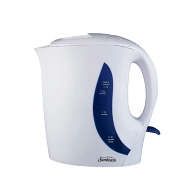 SUNBEAM DELUXE AUTOMATIC KETTLE SAK-100W | kettle | wedoall.co.za