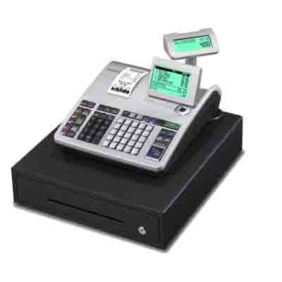 Cash Register CASIO SE-SERIES SE-S400M