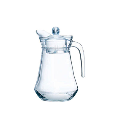 Broc Jug With Lid 1.3L D6222 | Broc Jug With Lid 1.3L (6) H217Mm W163Mm | wedoall.co.za