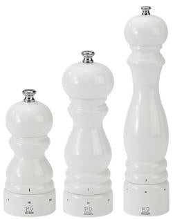 PARIS - U'Select 18cm - WHITE PEPPER MILL (6) PEU27803 | PEPPER MILL | wedoall.co.za