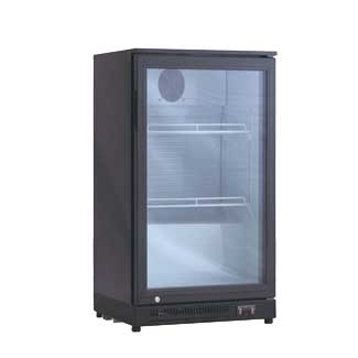 Single Door Beer Fridge 600mm SC126H | wedoall-co-za.myshopify.com