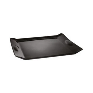 VASSOIO BUFFET BLACK - BUFFET TRAY BLACK - 45 x 40cm (1) MPS1611455