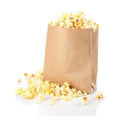 Bags for Popcorn: No: 2  BPB-2