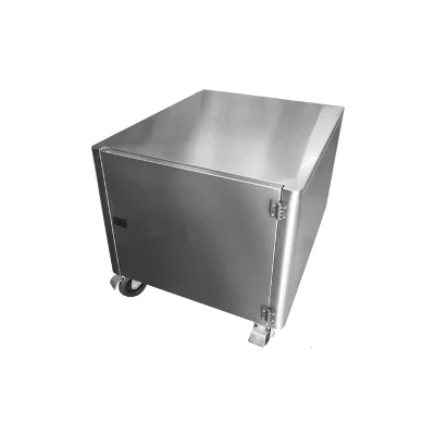 Stainless Steel Trolley for Soft Serve Machine – BQT