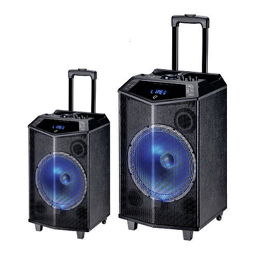 "JVC 15"" TROLLEY SPEAKER XS-NW15 