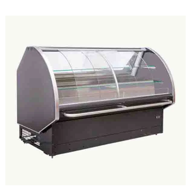 2.4 Curved Glass Pastry Chiller CGPAT2440SC | Curved Glass 2.4 Pastry Chiller | wedoall.co.za