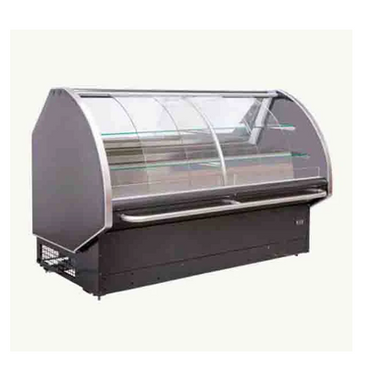 1.2m Curved Glass Pastry Chiller CGPAT1220SC | Curved Glass 1.2 Pastry Chiller | wedoall.co.za