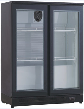 Fridge Beer 2 Door Sliding SC220H