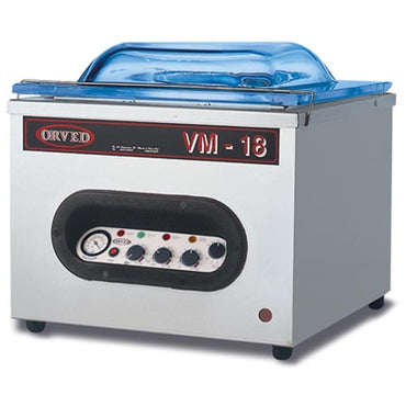 VACUUM PACK MACHINE - VM18 ORVED VPM0018 | wedoall-co-za.myshopify.com