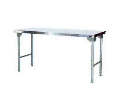 Plain Top Table 1700mm 0.7 mm 430 S/S With Mild Steel Legs ECONO 9000 SDTA9009O7 | Plain Top Table | wedoall.co.za