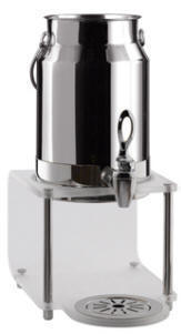 milk dispenser Tiger Hi-line with poly carbonate base 5Lt MDH0005 | wedoall-co-za.myshopify.com