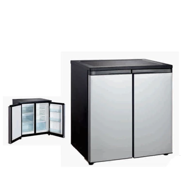 Goldair 240 Litre Under Counter Side By Side Refrigerator  GUSS-240