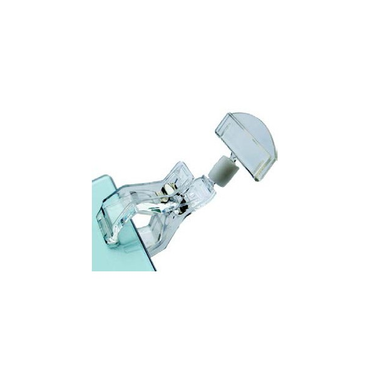 PLASTIC DISPLAY CLIP - WIDE BASE  - (SOLD IN PACKS OF 12) PCL0001 | PLASTIC DISPLAY CLIP | wedoall.co.za
