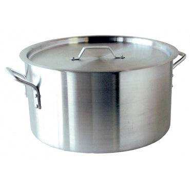 POT ALUMINIUM CASSEROLE (VALUE )- 12l PAC1012 | wedoall-co-za.myshopify.com