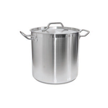 POT S/STEEL STOCK (VALUE) - 14LT PSS3016 | pot | wedoall.co.za