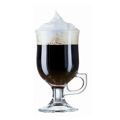 Irish Coffee Mug 240ml 37684 | IRISH COFFEE MUG 240ml H139mm W76mm | wedoall.co.za