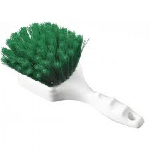 Utility Scrub Brush - Polyester - 200mm - Green Carlisle USB2200