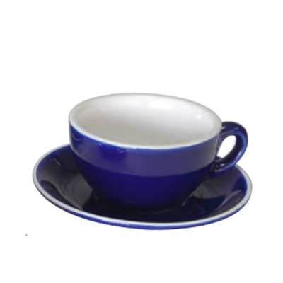 Open Cappuccino Cup 21CL GS-R815C-BL | OPEN CAPPUCCINO CUP BLUE - 21CL (12) GS-R815C-BL | wedoall.co.za