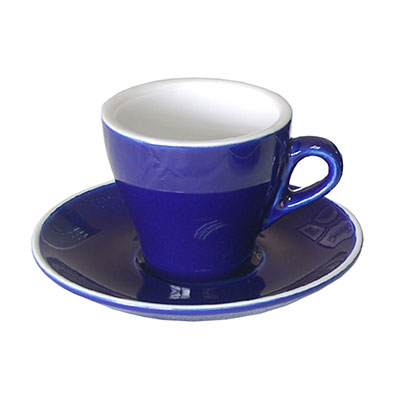 Cappuccino Cup 16CL GS-R808C-BL | CAPPUCCINO CUP BLUE - 16CL (12) | wedoall.co.za