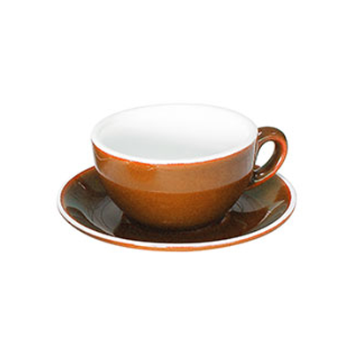Cappuccino Cup 21CL GS-R815C-BR | OPEN CAPPUCCINO CUP BROWN - 21CL | wedoall.co.za