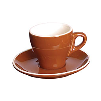 Cappuccino Cup 30CL GS-R812C-BR | CAPPUCCINO CUP BROWN - 30CL (12) | wedoall.co.za