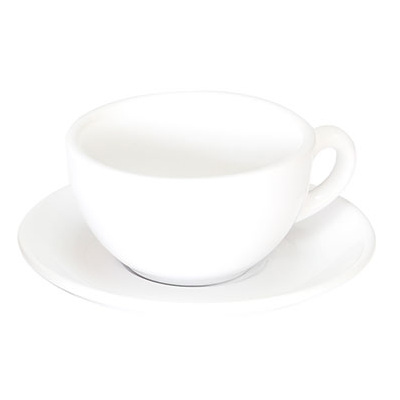 Cappuccino Cup 21CL GS-R815C-W | OPEN CAPPUCCINO CUP WHITE - 21CL (12) | wedoall.co.za