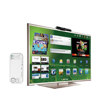 "JVC 84"" 3D UHD SMART  120HZ ANDROID 4.2 - 4Kx2K LT-84N4000"