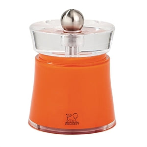 Bali orange salt mill 8cm Peugeot PEU28541 | wedoall-co-za.myshopify.com