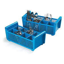 DISHWASHING RACK CUTLERY HOLDER (BLUE) DRP5008 | wedoall-co-za.myshopify.com