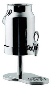 MILK DISPENSER ODIN S/STEEL WITH ICE CORE 325 x 200 x 430mm 5Lt MDO0005 | wedoall-co-za.myshopify.com