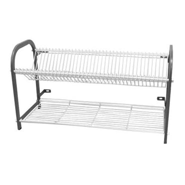 CROCKERY RACK WALL MOUNTED 3 SHELF - CRW2806 | wedoall-co-za.myshopify.com