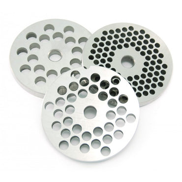 Mincer Plate Hand No 10 X 12mm MPH1012 | Mincer Plate Hand - No 10 X 12mm Global | wedoall.co.za